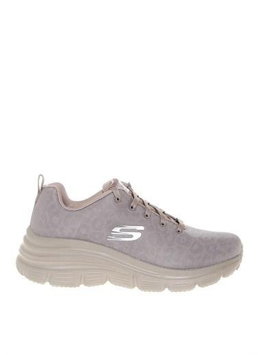 Skechers Skechers 88888179 Tpe Fashion Fit-Wild Aura Lifestyle Ayakkabı Bej